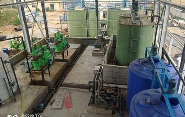 无极县城市综合污水处理厂技术改造工程