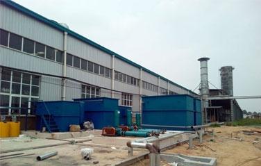 河南东啟新能源车业有限公司涂装废水处理工程