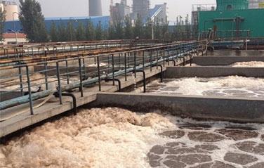 济南圣泉化工有限公司接触氧化池